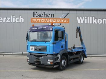 Portaalarmsysteem vrachtwagen MAN TGA 18.310 BB VDL P-13 Absetzkipper
