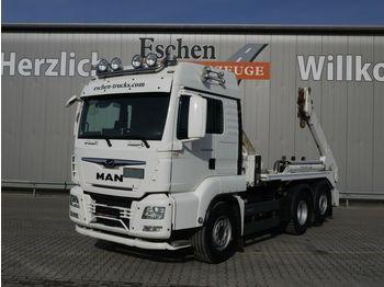 Portaalarmsysteem vrachtwagen MAN TGS 26/28.460 6x2-4BL Meiller AK16, Funk, 1.Hand