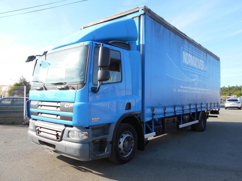 schuifzeilen vrachtwagen DAF CF75 310