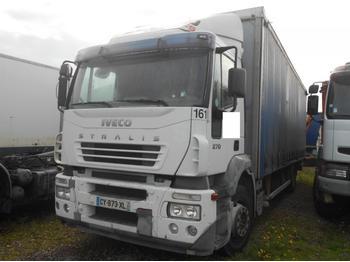 Schuifzeilen vrachtwagen Iveco Stralis 270