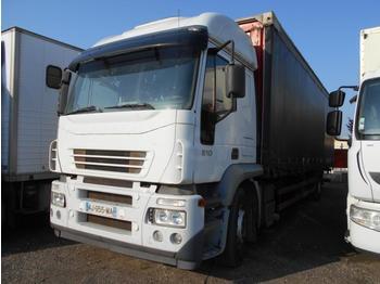 Schuifzeilen vrachtwagen Iveco Stralis 310