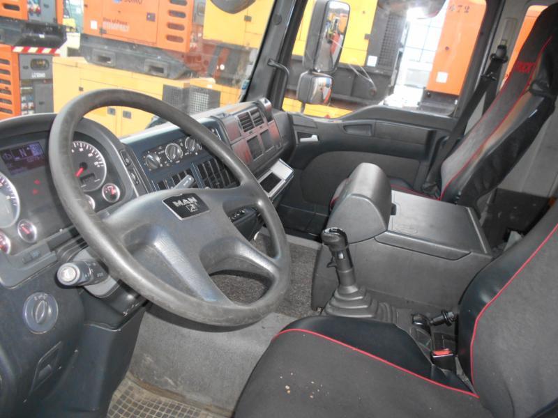 schuifzeilen vrachtwagen MAN TGA 18.320