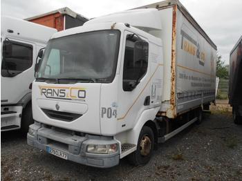 Schuifzeilen vrachtwagen Renault Midlum 180