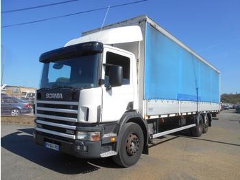 Schuifzeilen vrachtwagen Scania 114L 380 380