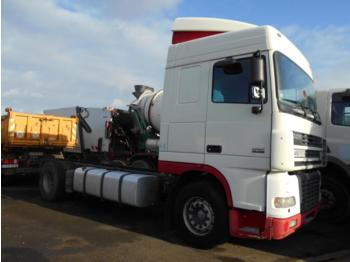 Tank vrachtwagen DAF XF95 480