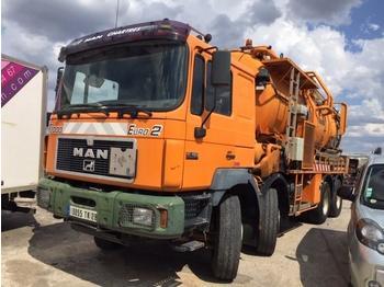 Tank vrachtwagen MAN F2000 41.463