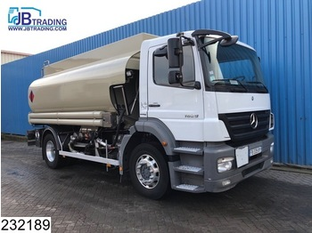 Mercedes-Benz Axor 1829 Fuel tank, 14420 liter, Liquid meter, 2 compartments, ADR, 10 Bar - tank vrachtwagen