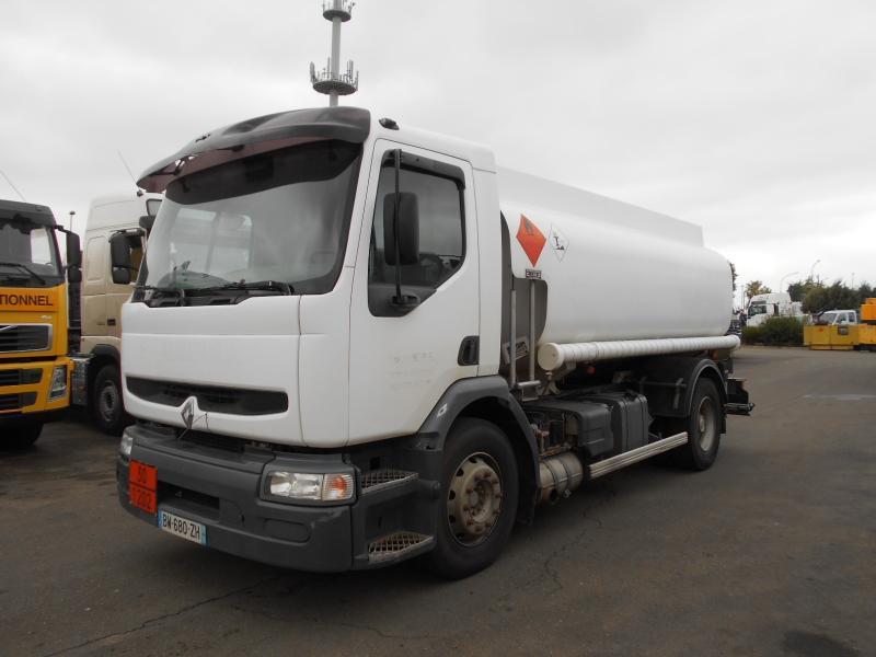 tank vrachtwagen Renault Premium 250