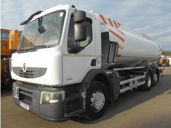 Tank vrachtwagen Renault Premium 320 DXI