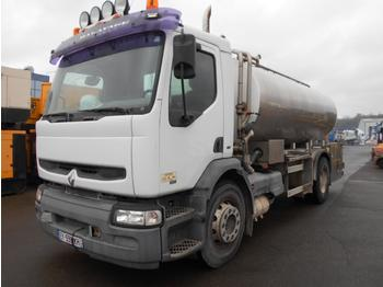 Tank vrachtwagen Renault Premium 340