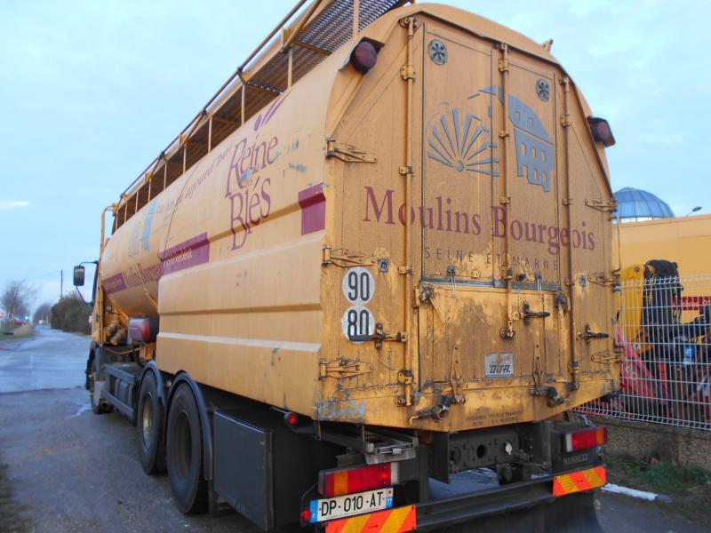 tank vrachtwagen Renault Premium 420 DCI
