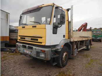 Vrachtwagen met open laadbak Iveco Eurotrakker 330E34