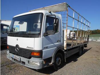 Vrachtwagen met open laadbak Mercedes Atego 815