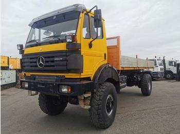 Vrachtwagen met open laadbak Mercedes SK 2031