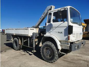 Vrachtwagen met open laadbak Renault G 230