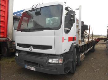 Vrachtwagen met open laadbak Renault Premium 260