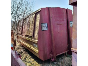 Haakarm container ABC 16m3