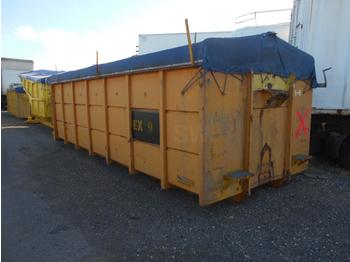 Haakarm container LAUMONIER