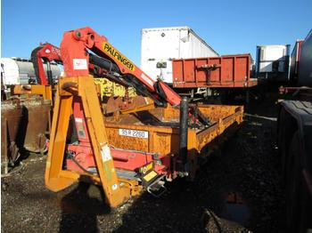 Haakarm container NC BENNE AMPLIROLL GRUE