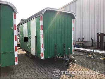 Brouwers M 400 4ls - wooncontainer