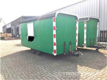 Brouwers M-400-4ls - wooncontainer